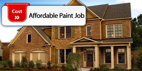 Exterior House Painting Service- Tyler Painters